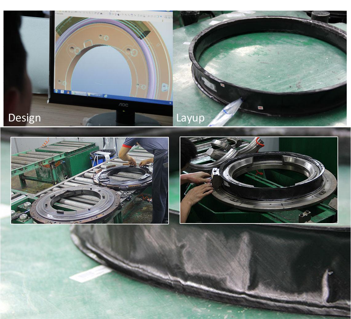 lightcarbon carbon rims technology