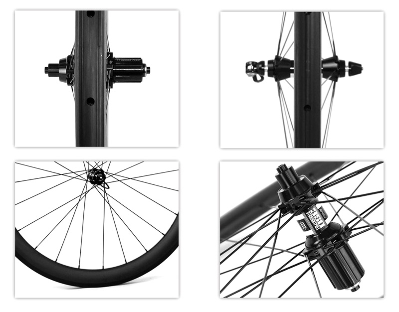 DT350S carbon road wheel
