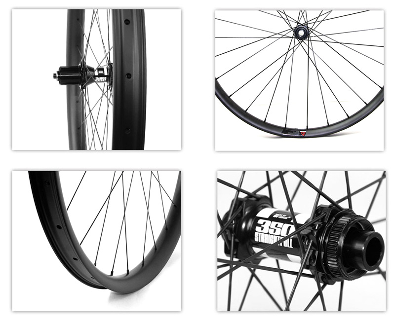 boost mountain bike wheel DT350S