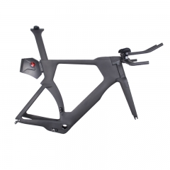 carbon triathlon frameset