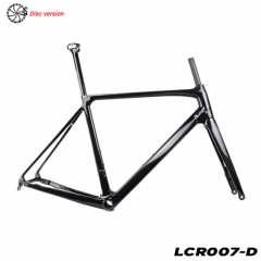 lightest disc road frame