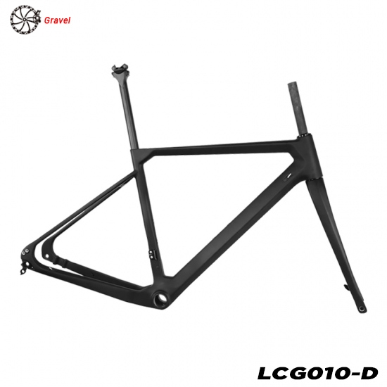 carbon gravel bike frame