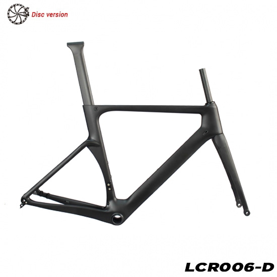 disc road brake frameset