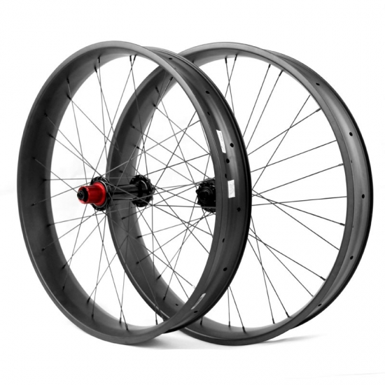 fatbike carbon wheels