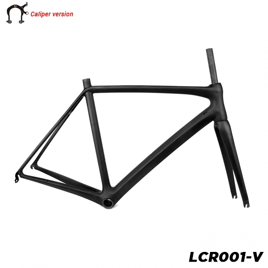 carbon road classical frame