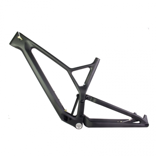 full suspension trail mountain bike frame