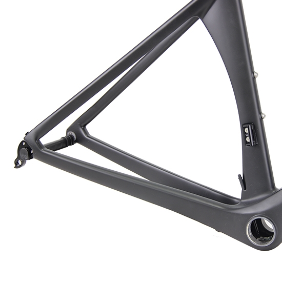 direct mount carbon road frame