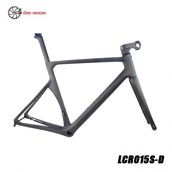 new aero carbon disc road frame