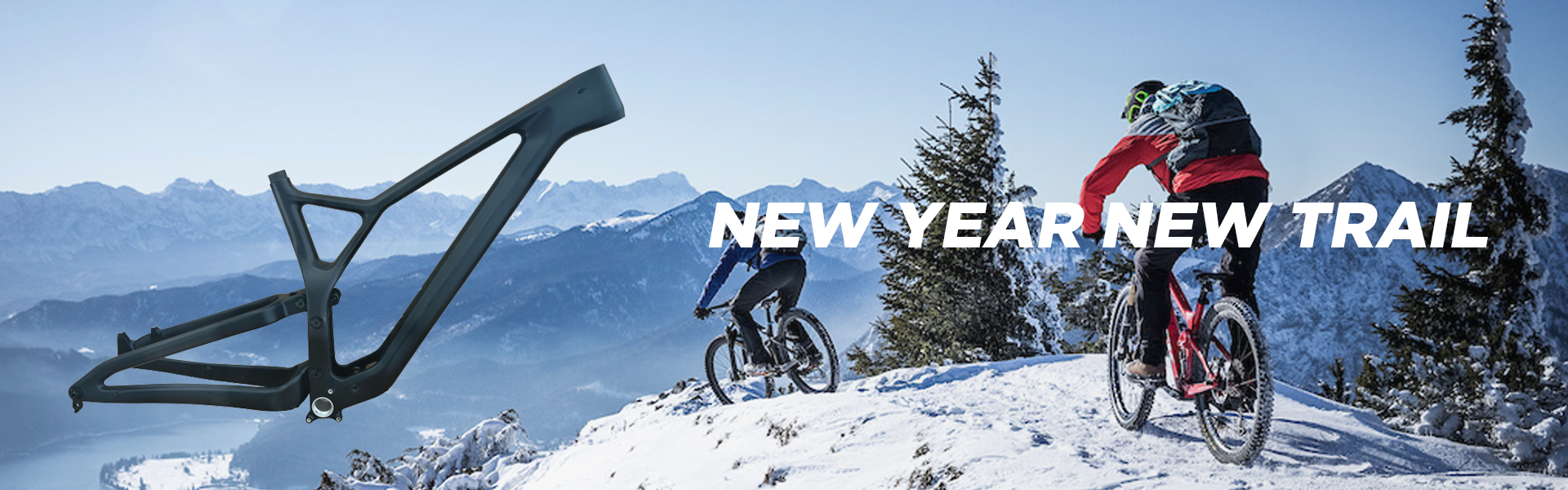 New Year New trail